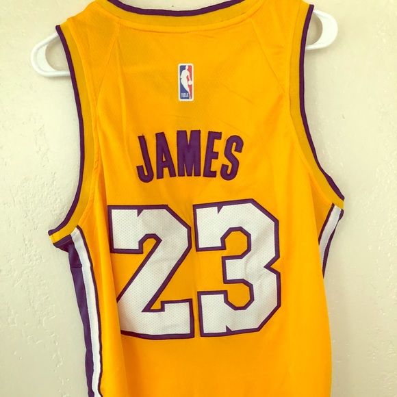 free shipping a561c 8098f 23 LeBron James 2018/2019 Lakers Jersey! NWT